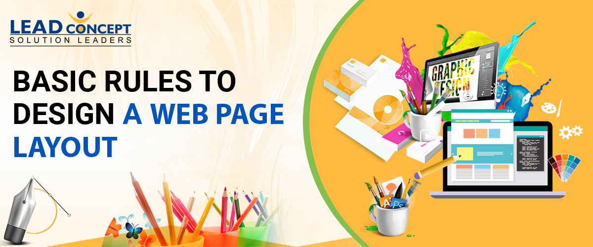 5 Basic Rules of Web Page Design and Layout