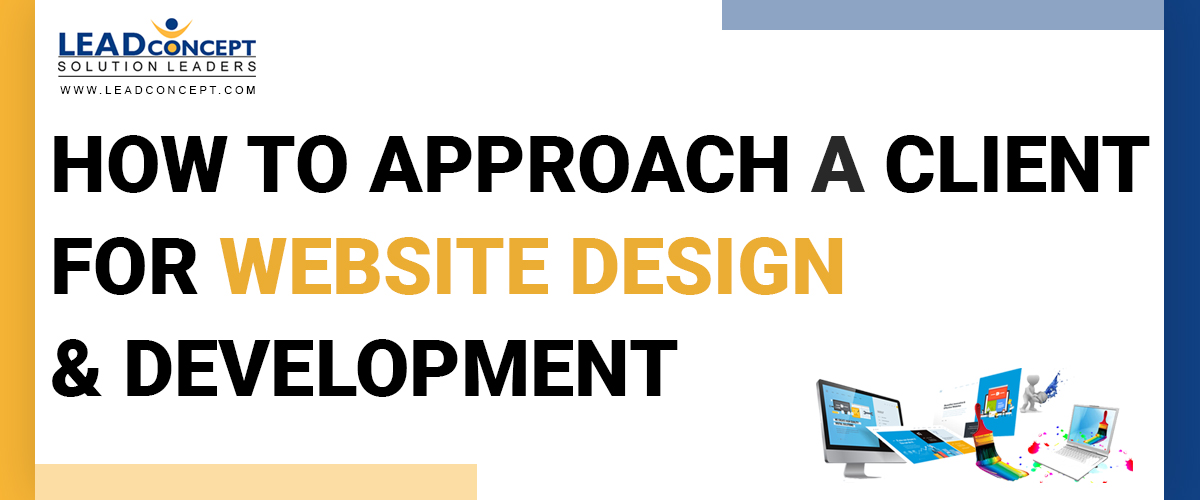 How to Approach a Client for Website Design and Development