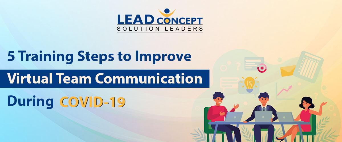 Improve Virtual Team Communication during Covid-19 - LEADconcept